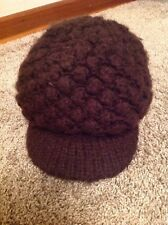 Women's Michael Kors Wool Blend Hat Brow