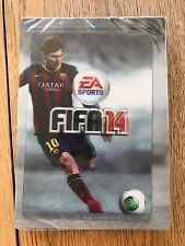 Fifa 14 STEELBOOK G1 Brand New and Sealed No Game XBOX 360