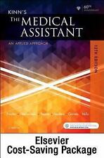 Kinn's the Medical Assistant - Text, Study Guide and Checklist, and SimChart...