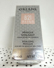 Orlane Paris B21 Oligo VITALIZING MASQUE Dry or Sensitive Skin 1.7  oz - NIBS