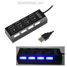 2.0 USB Powered 4 Ports HUB Adapter For Desktop, PC, Laptop, Mac Compatible A081