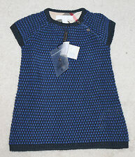 AUTH $185 Burberry Children Girl's Sweater Dress 12M