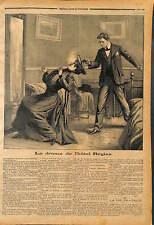 l'hôtel Régina PARIS ROMANIA Elise Popesco ASSASSINAT PAR ESCROC GRULING  1903
