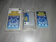 SPACE INVADERS SUPER FAMICOM japan game