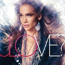 """JENNIFER LOPEZ (J.LO) """"LOVE?"""" CD NEU"""