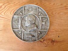 Antique Commemorative Medal  Medalla Commemorativa  ROMA ANNO SANTO 1925