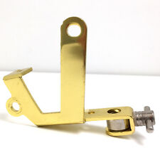 TATTOO MACHINE FRAME Stainless Steel Gold Color Plated Hardware Included