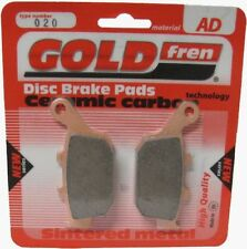 GOLDFREN AD REAR BRAKE PADS HONDA NC 700 2012 - 2014