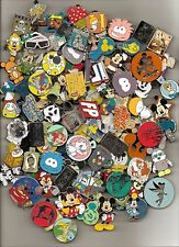 Disney Trading Pin lot of 75 HM-RACK-LE-CAST NO DUPLICATES Fastest Shipper USA