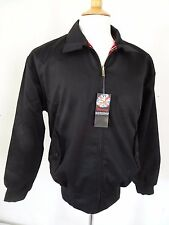 WARRIOR  HARRINGTON JACKET    BNWT  Black Navy Green Burgundy Red