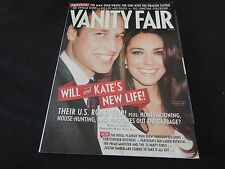 Vanity Fair Magazine - Will and Kate's New Life - Justin Timberlake - July 2011