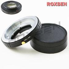 AF Confirm Voigtlander Retina DKL Lens to Nikon F Mount Adapter D600 D3200 D5200