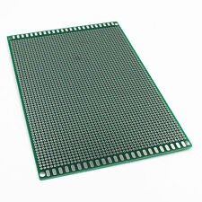 Universal Double Side DIY Prototype Paper PCB Board 12X18cm 12*18cm 1.6mm 2.54mm