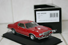 1:43 Minichamps Ford Torino gt 1976 Red Rot