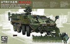 AFV Club AF35132 1/35 Stryker M1132 Engineer Squad Vehicle w/SMP