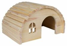 Trixie Wooden House for Mice / Hamsters 19 x 11 x 13 cm