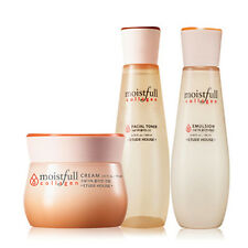 [Etude House] Moistfull Collagen Facial Toner 200ml+Emulsion 180ml+Cream 75ml