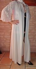 PEIGNOIR LONG NIGHTDRESS SISSY NIGHTGOWN  BODOIR SEXY CD NIGHTWEAR LINGERIE !464