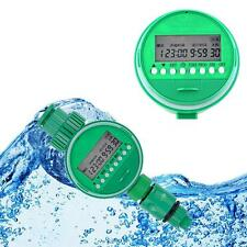 Electronic LCD Water Automatic Garden Irrigation Program Sprinkler Control Timer