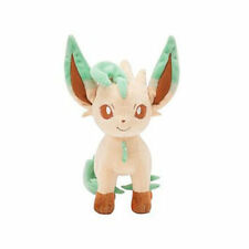 Pokemon Pocket Monster Leafeon Plush Toys Soft Stuffed Doll 8""