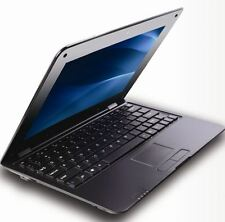 DWO netbook 10.1 pulgadas Android 4.4 WiFi VIA8880 512 MB RAM 4G [Black/Negro]