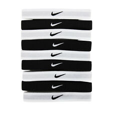Nike SPORTS Hairband OSFM Unisex 9 Pack Headband AC3793-101 Free Size