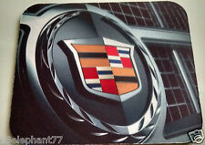 Mouse Pad Home Office Cadillac logo