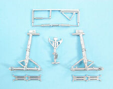 Boeing 777 Landing Gear for 1/144th Scale Zvezda Model SAC 14423