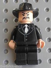 RARE Personnage LEGO INDIANA JONES minifig  / Set 7682 Shanghai Chase