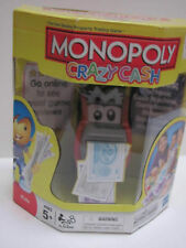 Monopoly Crazy Cash Machine by Hasbro Made in China, Ages 5+