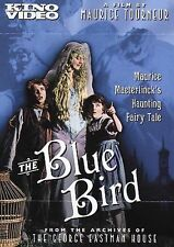 THE BLUE BIRD Silent Film 1918 Kino Video DVD Maurice Tourneur SEALED