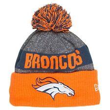 New Men's New Era Denver Broncos NFL 2016 Sideline Official Sport Knit Hat