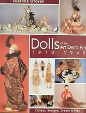 BOEK/BOOK/LIVRE/BUCH : DOLLS OF THE ART DECO ERA 1910-1940 pop,poppen,pouppee