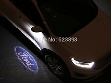 For Ford Mondeo Fusion 13-16 2x Rear Side Mirror Laser LED courtesy Shadow Light