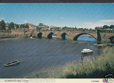 Cheshire Postcard - The Old Dee Bridge, Chester   RR193