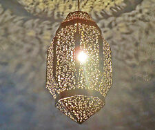 GOTHIC COPPER MOROCCAN RETRO CHIC CHANDELIER LIGHT SHABBY LAMP SHADE LANTERN NEW