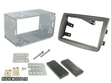 Alfa Romeo Mito 12on Matt Titanium Double Din Car Stereo Fitting Kit CT23AR11