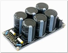 1PC 6x10000uF/80V High Quality Power Supply Board for Power AMP DIY