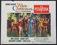 WHITE CHRISTMAS VERA ELLEN BIG PRODUCTION 1954 LC