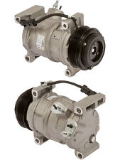 New AC A/C Compressor Fits: 2008 - 2010 Dodge Grand Caravan V6 3.3L 3.8L