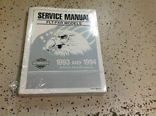 1993 1994 Harley Davidson FLT FXR Service Repair Shop Manual FACTORY BRAND NEW