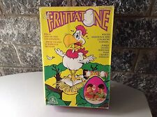 Board Game Ideal# Vintage Egg Games Chicken Il Frittatone El Tortillon