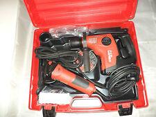 Hilti TE 7C + Hilti DAG 125-S HILTI DH-G Set Bohrmaschine 5 6 10 15 16 25 30 35