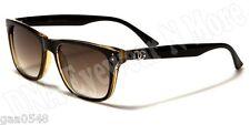 DG EYEWEAR Women Sun Reader Glasses Optical Quality +2.00 Browns R2020D200