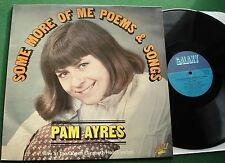 Pam Ayres Some More of Me Poems & Songs Live Queen Elizabeth Hall London LP