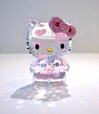 Swarovski Hello Kitty Large Limited Edition Hearts Pink 1142934 Brand New In Box