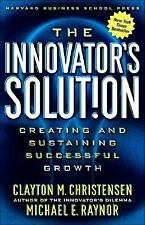 The Innovator's Solution Creating and Sustaining Successful Growth FREE USA SHIP