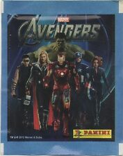 FIGURINE STICKERS THE AVENGERS • 50 BUSTINE PANINI