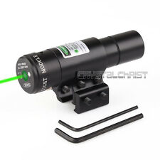 Original New Green Laser Light Combo Sight Rifle Compact Picatinny Mount Stock