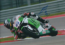 Scott REDDING SIGNED MOTO GP Photo AFTAL COA Autograph HONDA Gresini Fun & Go